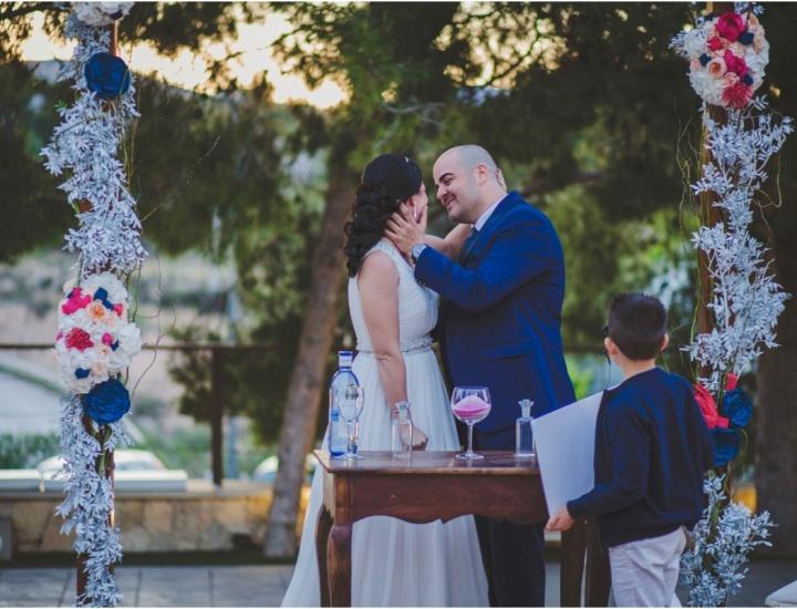 La boda de Sandra y Miguel